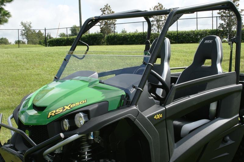 Gator XUV RSX 850i Half windshield JD-LWS-850i